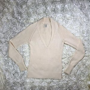 Old Navy Sweaters - Old Navy Sweater Ivory SZ M